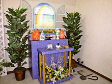 レインボー祭壇