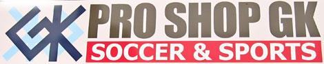 知多半島唯一のサッカー用品専門店プロショップGK